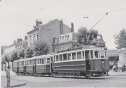 195T - Motrice N°88 Du Tramway De Nancy (54), Rue St-Lambert  - - Nancy