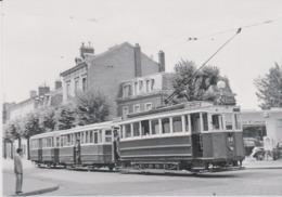 195T - Motrice N°88 Du Tramway De Nancy (54), Rue St-Lambert  - - Tramways