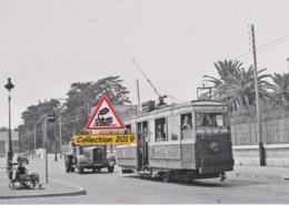 205T - Motrice Soulé N°255 De La Ligne 9 Du Tramway De Nice (06)  - - Transport Urbain - Auto, Autobus Et Tramway