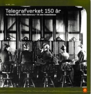 NORWAY 2005 150th Anniversary Of The Telegraph Service: Collectors' Pack UM/MNH - Noruega