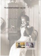 NORWAY 2005 150th Anniversary Of The Telegraph Service: Collectors' Sheet UM/MNH - Norwegen