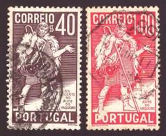 Portugal 1937 - IV Centenário Da Morte Do Poeta Gil Vicente - 1910-... République