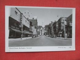 RPPC -  Sears Store On Church Street    Vermont > Burlington -----ref 3638 - Burlington