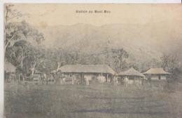 CPA  STATION AU MONT MOU - Nouvelle-Calédonie