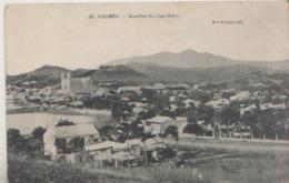 CPA NOUMEA  QUARTIER DU CAP HORN - Nouvelle-Calédonie