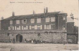 08 - ROCROI - Citadelle, Vue Prise De La Rue De Bourgogne - France