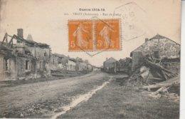 08 - VRIZY - Rue De Grévy - France