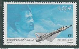 FRANCE 2003 JACQUELINE AURIOL -  YT - PA 66 - PA66 - NEUF** - 1960-.... Neufs
