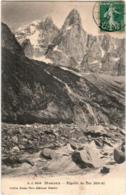61ist 427 CPA - CHAMONIX - AIGUILLE DU DRU - Chamonix-Mont-Blanc