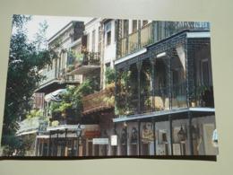 ETATS UNIS LA LOUISIANA NEW ORLEANS LACE BALCONIES - New Orleans