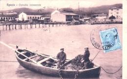 SPEZIA - Ostriche Intrecciate - 1920 - La Spezia