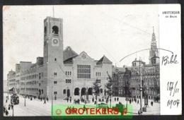 AMSTERDAM De Beurs 1907 - Amsterdam