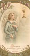 IMAGE PIEUSE CANIVET IMP BOUASSE LEBEL PREMIERE COMMUNION MAURICE LANGLOIS LILLE - Devotion Images