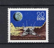 DDR Yt. 864 MNH** 1966 - DDR
