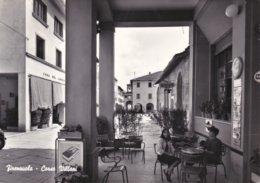 FIRENZUOLA - FIRENZE - BAR CON INSEGNA PUBBLICITARIA A TAPPO BIRRA WUHRER - GELATI ALEMAGNA - MARTINI - 1961 - Firenze (Florence)
