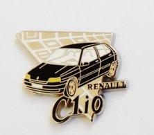 Pin ' RENAULT Clio Arthus Bertrand - Rno Voiture - Renault