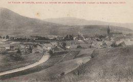 CPA 88 (Vosges)  SAALES / VUE GENERALE - Francia