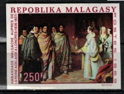 MADAGASCAR                N°     YVERT    460      NON DENTELE             ( Neuf  4/16  ) - Madagaskar (1960-...)