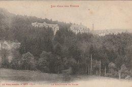 CPA 88 (Vosges)  SAALES / LE SANATORIUM - Francia