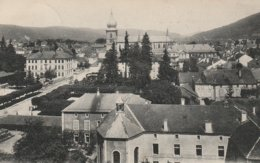 CPA 88 (Vosges)  REMIREMONT / VUE GENERALE / PRISE DE LA CATHEDRALE - Remiremont