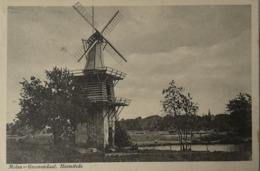 Heemstede Bij Haarlem // Groenendaal // Molen - Molentje 1931 - Pays-Bas
