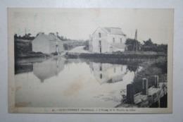 56 : Questembert - L'Etang Et Le Moulin De Célac - Questembert