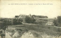13  SAINT REMY DE PROVENCE - CAMPANILE DE SAINT PAUL DE MAUSOLE (ref 6260) - Saint-Remy-de-Provence