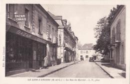Le Lion Angers Rue Du Marche - Francia