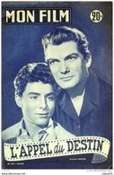 CINEMA-L'APPEL Du DESTIN-JEAN MARAIS-ROBERTO BENZI-FERNAND SARDOU-MF 349-1952 - Cinema