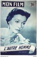 CINEMA-L'AUTRE HOMME-VIVIEN LEIGH-KENNETH MORE-ERIC PORTMAN-MF 498-1956 - Cinema