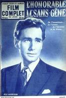 CINEMA-L'HONORABLE Mr SANS GENE-REX HARRISON-LILLI PALMER-GRIFFITH JON-FC 410-1953 - Cinema