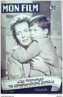 CINEMA-LA BELLE ROMAINE-GINA LOLLOBRIGIDA-DANIEL GELIN-RAYMOND PELLEGRIN-MF 488-1955 - Cinema
