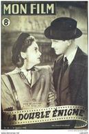 CINEMA-LA DOUBLE ENIGME-LEW AYRES-OLIVIA HAVILLAND-FRANCOIS PERRIER-MF 65-1947 - Cinéma