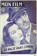 CINEMA-LA VALSE Dans L'OMBRE-ROBERT TAYLOR-VIVIEN LEICH-JEAN MARAIS-MF 157-1949 - Cinema