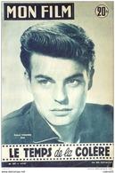 CINEMA-LE TEMPS De La COLERE-ROBERT WAGNER-JUDY HOLLIDAY-TERRY MOORE-MF 567-1957 - Cinema