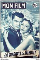 CINEMA-LES AMANTS De MINUIT-JEAN MARAIS-DANY ROBIN-LOUIS SEIGNIER-MF 351-1953 - Cinema