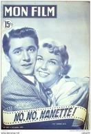 CINEMA-NO NO NANETTE-DORIS DAY-GORDON Mc RAE-GENE NELSON-MF 257-1951 - Cinema