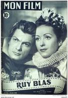 CINEMA-RUY BLAS-JEAN MARAIS-DANIELLE DARRIEUX-PAUL AMIOT-MF 96-1948 - Cinema