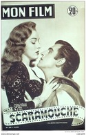 CINEMA-SCARAMOUCHE-STEWART GRANGER-ELEANOR PARKER-MEL FERRER-MF 350-1953 - Cinema