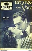 CINEMA-UN JOUR Avec VOUS-ANDRE CLAVEAU-ARLETTE MERRY-PIERRE MONDY-FC 368-1953 - Cinema