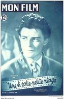 CINEMA-UNE Si JOLIE PETITE PLAGE-GERARD PHILIPPE-MADELEINE ROBINSON-J.SERVAIS-MF 183-1949 - Cinema