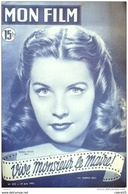 CINEMA-VIVE MONSIEUR Le MAIRE-BARBARA BATES-DANNY KAYE-ALAN HALE-MF 253-1951 - Cinéma
