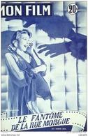 CINEMA-VIOLETTES IMPERIALES-LUIS MARIANO-SIMONE VALERE-CARMEN SEVILLA-MF 431-1954 - Cinéma