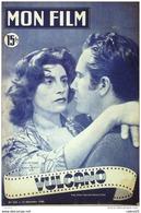 CINEMA-VULCANO-ANNA MAGNANI-ROSSANO BRAZZI-LUCIA BELFADEL-MF 225-1950 - Cinema