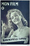 CINEMAMF-MADEMOISELLE S'AMUSE-GISELLE PASCAL-CHRISTIANE BARRY-ANNETTE POIVRE-MF 98-1948 - Cinema