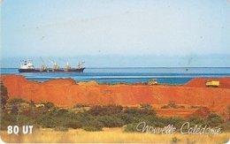 Télécarte Nlle Calédonie 2003 - Minerai Minéralier Usine Daniambo Nouméa, Tirage 10 000 - Nouvelle-Calédonie