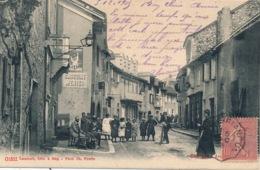 I115 - 05 - CHORGES - Hautes-Alpes - Avenue De Gap - Andere Gemeenten
