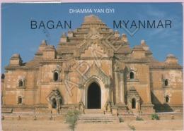 Bagan (Myanmar - Birmanie) - Temple De Dhammayangyi - Myanmar (Burma)