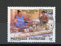 POLYNESIE - FOLKLORE - N° Yt 264 Obli. - Oblitérés
