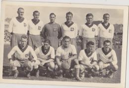 Equipe De LILLE  Saison 46-47 - Fútbol